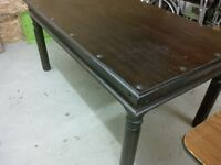 antiqued Dining table