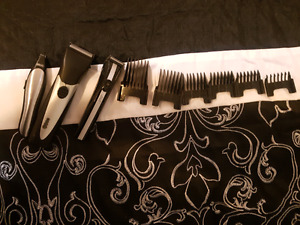 Professional Wahl Clippers , Wahl trimmers and Hair tattoo trimm
