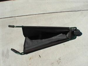 Folding Wheel Barrow - Great for Campers and Gardeners
