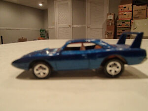 Loose Blue Metallic 1970 '70 PLYMOUTH SUPERBIRD WING THING JOHNN Sarnia Sarnia Area image 3