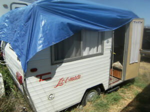 14.5 foot travel trailer