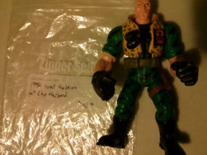 "1998 Small Soldiers 6"" Chip Hazzard $10"