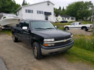 2001 Chevrolet silverado 5.3 4x4 safety until april 2020