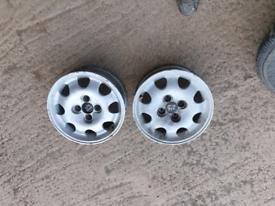 Peugeot 205 gti alloy wheels 309 gti alloys
