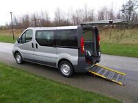 2009 09 Vauxhall Vivaro 2.0 CDTi WHEELCHAIR ACCESSIBLE ADAPTED DISABLED WAV CAR