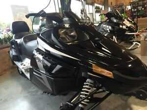 Brand new Arctic cat Lynx 2000 LT. Two up.