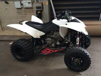 QUADZILLA ROAD LEGAL XLC 500 64plate same as Polaris predator not LTR RAPTOR LTZ
