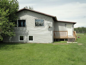 Recently renovated older 1200 square foot farm house for rent