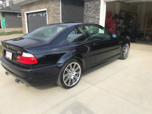 2004 BMW 3-Series M3 Coupe (2 door)