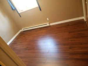 Laminate flooring installation and more