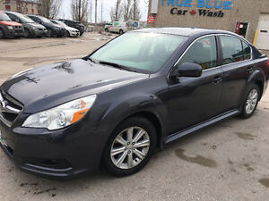 2011 Subaru Legacy 2.5i Sedan Bluetooth AWD Warranty