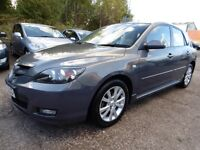 Mazda 3 1.6 TAMURA (1 OWNER + LOW GENUINE MILES) (grey) 2007