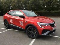 2021 Renault Arkana 1.6 E-TECH RS Line Auto 2WD (s/s) 5dr SUV Petrol/Electric Hy