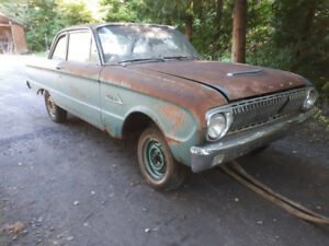1962 Ford Falcon 2 door