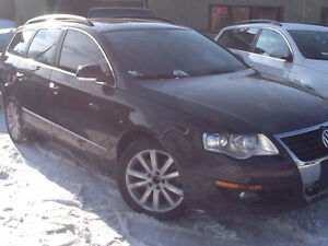 2008 Volkswagen Passat, Loaded, 113KM