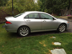 2006 Acura TSX Chrome Sedan