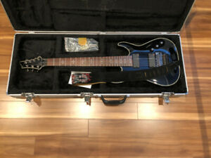 Schecter Hellraiser 7 String  with Floyd  Rose