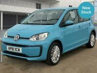 2018 Volkswagen UP 1.0 Move Up 5dr HATCHBACK Petrol Manual