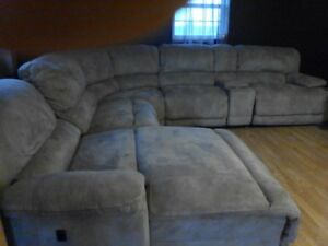 Huge Sectional Couch / Sofa