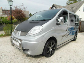 Renault Traffic CamperWarehouse - Professional Campervan - Stunning