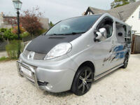 Renault Traffic CamperWarehouse - Professional Campervan - Stunning