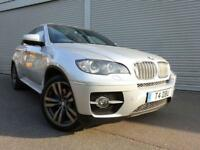 2008 T BMW X6 3.0 XDRIVE35D 4D AUTO 282 BHP DIESEL