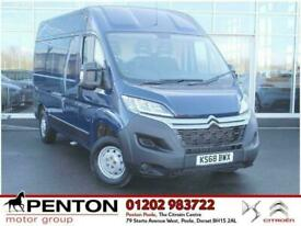 2018 Citroen Relay 2.0 BlueHDi 33 L2 H2 EU6 5dr
