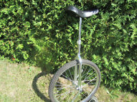 """Unicycle, 24"""" Wheel, 40"""" Height or more"""