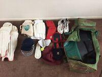 Cricket kit adult