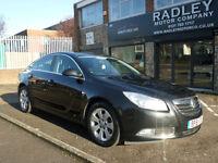 2011 Vauxhall Insignia 2.0CDTi 16v ( 160ps ) SRi 5DR 61 REG Diesel Black