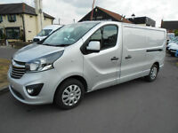 2014 Vauxhall VIVARO 2900 Sportive CDTI Diesel Van * Only 63K Miles *