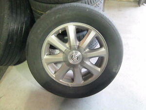OEM Buick Allure rims and tires Stratford Kitchener Area image 3