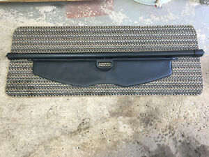 Acura MDX cargo cover, couvre bagages