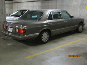 1986 Mercedes-Benz Other 420SEL Sedan