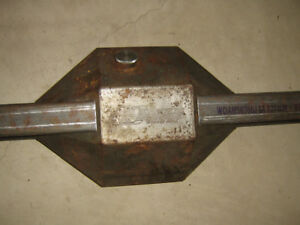 FABRICATED FORD 9 INCH HOUSING