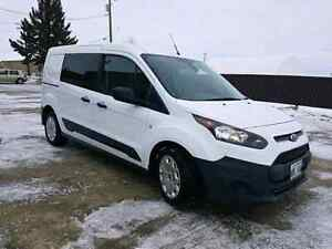 2016 Ford Transit Connect  like new!! Best Deal!