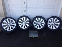 Mags HONDA ACCORD 18pouces