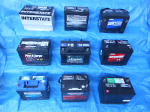 Need a Battery? Very Good Used Batteries