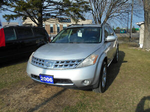 2006 Nissan Murano SL SUV, ***Reduced Price***