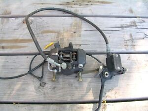 2001 skidoo zx800 drive shaft and brake assembly Strathcona County Edmonton Area image 3