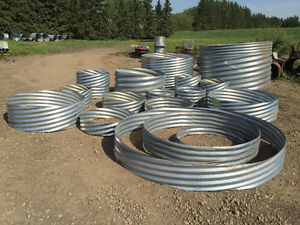 Culvert Off-Cuts for Planters | Surface Flow Control