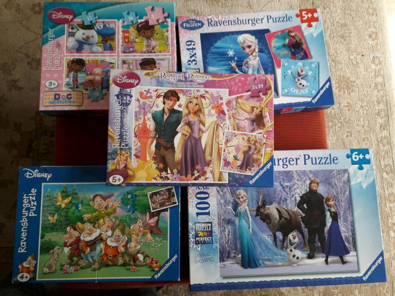 5 Ravensburger Disney Jigsaw Puzzles | in Milton Keynes, Buckinghamshire |  Gumtree