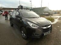 2014 Hyundai Ix35 1.7 CRDi S 5dr 2WD ESTATE Diesel Manual