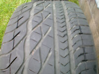 Goodyear Eagle GT 275/55/20 Tires