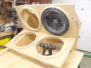 Subwoofer boxes Cornwall Ontario image 8