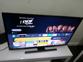 Jvc led smart tv 42 inch 4k ultra uhd Fire Edition