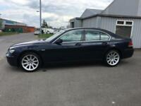 56 BMW 730 3.0TD auto d SE. only 2 former keepers. 124000 miles. big spec.