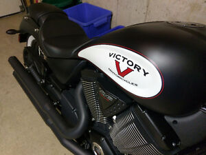 2013 Victory Highball ONLY 6,790 KM's!!!