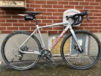 2013 Norco Threshold A3 Cyclocross with full Shimano 105