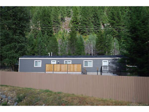 If Moyie Lake is the view you desire!